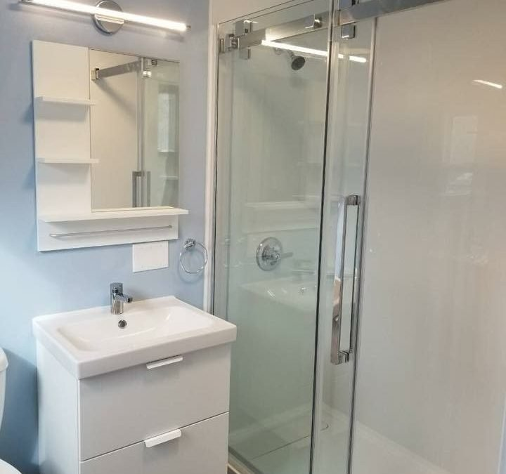Complete Bathroom Renovation