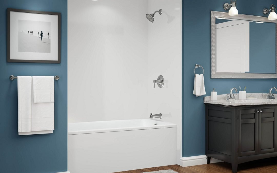 15″ Tub and Acrylic Walls for $4,299