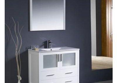 v Torino 36 vanity ceramic top